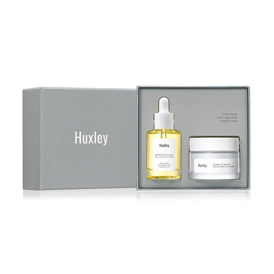 ShiPAPA Huxley 仙人掌深層保濕二重奏護膚禮盒 韓國直送 香港 澳門